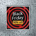 Vinilo Black Friday Escaparates Rebajas Black Friday - Vinilo Black Friday para todo tipo de tiendas y comercios 07320