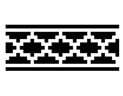 Cenefas Decorativas Geom 233 Tricas Para La Decoraci 243 N De