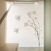 Tienda online de vinilos decorativos stickers wall art for Decorar habitacion residencia universitaria