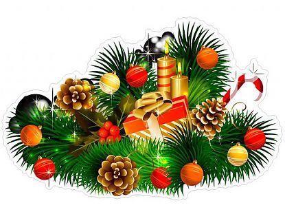 Vinilo navidad para escaparates adornos navidad 6 01990 for Adornos navidad online