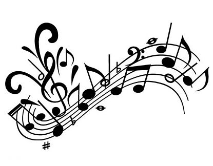 Vinilo decorativo musical alocado pentagrama musical for Vinilos decorativos pentagrama musical