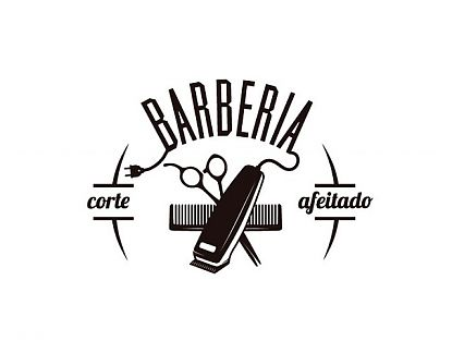 B4607 Vinilo Para Barberias Decoracion Vidrieras Escaparates Paredes Interiores 04396 on vas logo