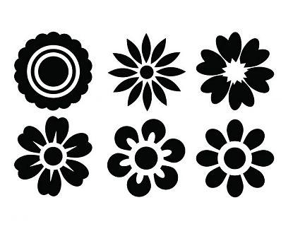 Decoraci n con vinilos adhesivos flores fantas a 03267 for Decoracion con adhesivos vinilicos