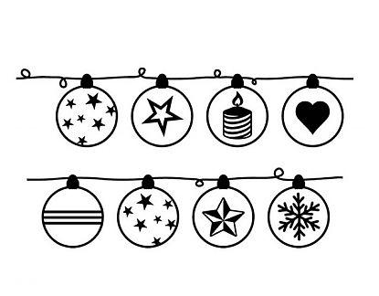 Vinilos navidad para escaparates cristales y paredes - Cristales para paredes ...