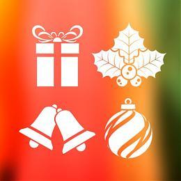 Vinilos decorativos navidad adornos navidad tienda for Adornos navidad online