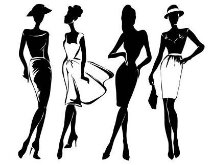 Vinilos De Moda.Vinilo Decorativo Especial Salones De Belleza Estetica