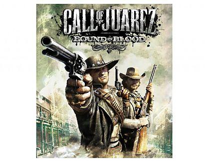 P ster de vinilo adhesivo call of juarez bound in blood - Posters de vinilo ...