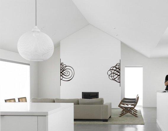 Cenefas adhesivas para azulejos baldosas cristales y - Cristales decorativos para paredes ...