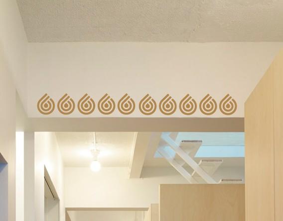 Cenefas autoadhesivas minimalistas 01613 - Tienda online de ...