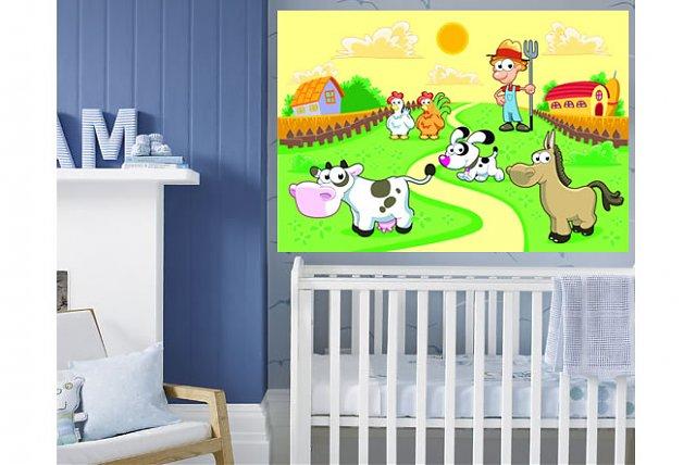 Murales murales vinilo infantiles tienda online de for Murales decorativos juveniles