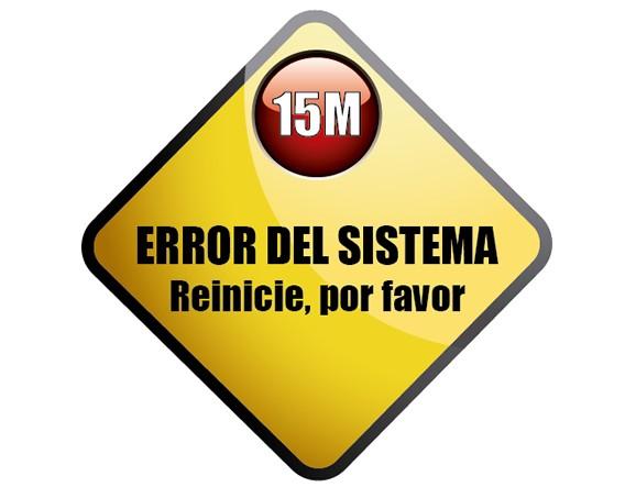 Adhesivo de vinilo error de sistema reinicie por favor for Vinilos por internet
