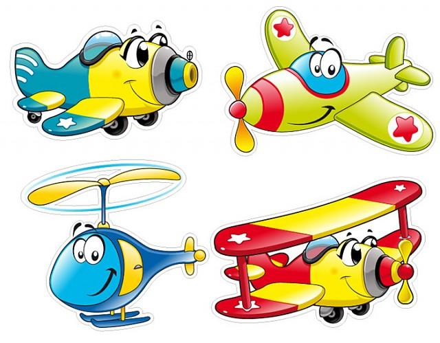 Imagenes infantiles de aviones imagui - Imagenes de vinilos infantiles ...