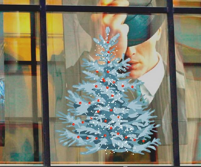 Adhesivo Navidad Ventana Escaparate Pared Decoración