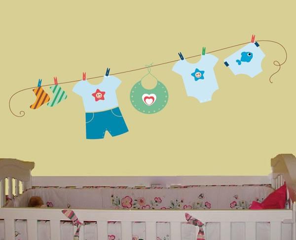 Vinilos decorativos infantiles de pared - Imagenes de vinilos infantiles ...