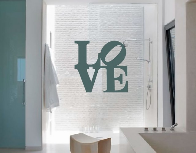 Ebre Vinil Vinilo Decorativo Love 02487