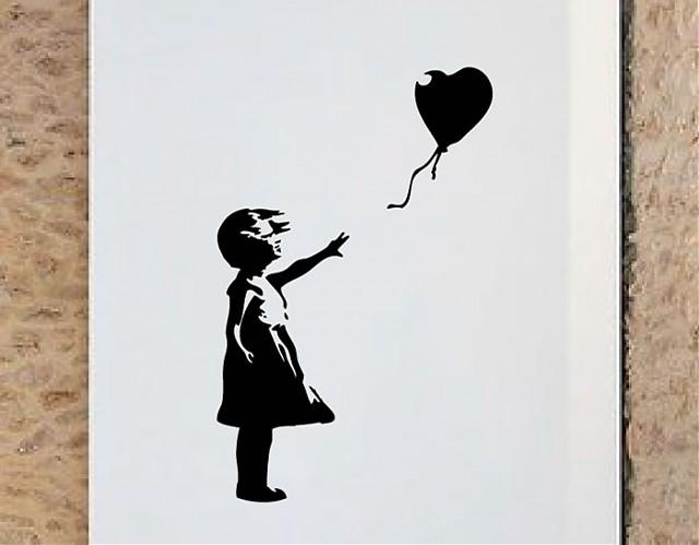 """Vinilo de Pared """"Childhood"""" 02504"""