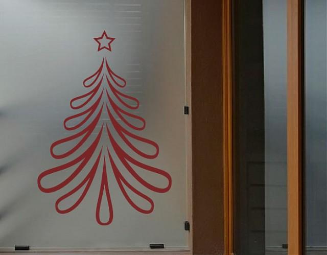 Vinilos de decoración navideños