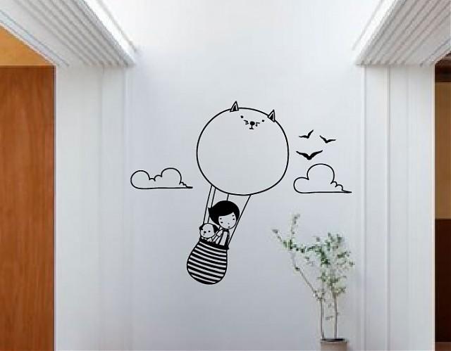 Vinilos infantiles taringa for Ideas para decorar la pieza
