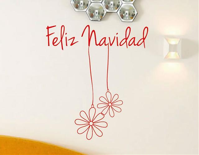Vinilos Decoracion Navidad ~   Navidad  03041  Tienda online de vinilos decorativos, stickers, wall