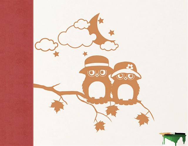 Vinilos online decorativos infantiles para habitaciones de bebés, niñas y niños