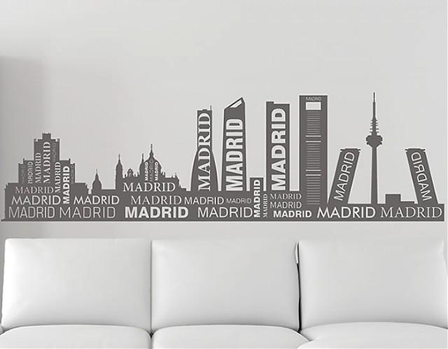 vinilos pared ciudades, vinilos ciudades del mundo, vinilos ciudades para pared, vinilos decorativos ciudades famosas, vinilos decorativos ciudades baratos
