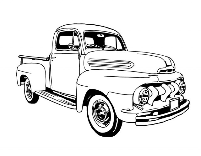 Camionetas Clasicas Americanas Pictures to Pin on ...