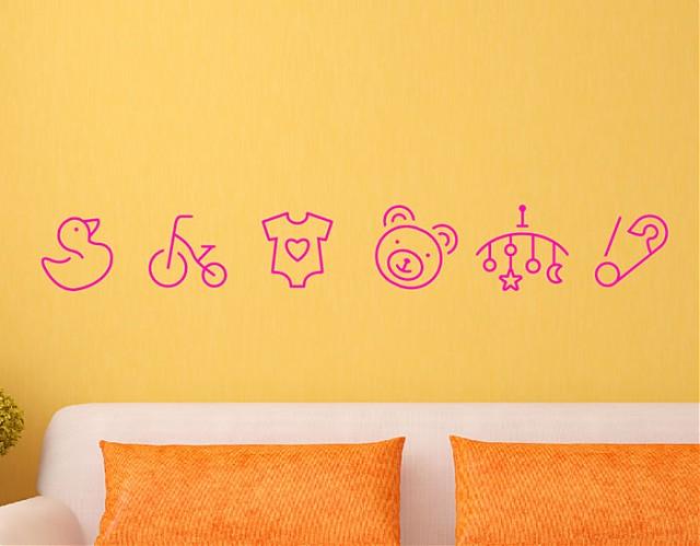 Tienda online especializada en decoracion de habitaciones para bebes con vinilo