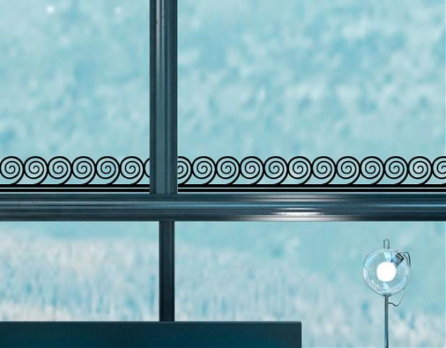 Vinilos Cenefas online autoadhesivas para decoración interior