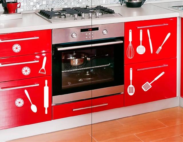 Vinilos cocinas modernas 04494 tienda online de vinilos - Vinilos para cocinas modernas ...