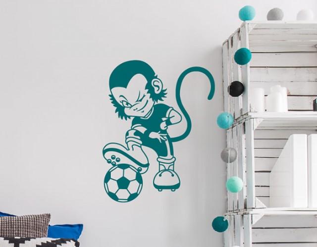 Vinilos decorativos infantiles aventuras juegos for Donde venden stickers decorativos