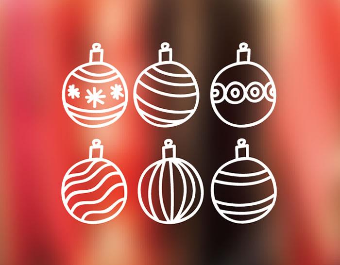 Decoraci n navide a con vinilos adhesivos colecci n de - Vinilos decorativos de navidad ...