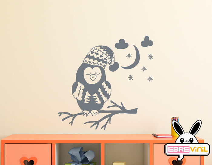 vinilo decorativo pared infantil