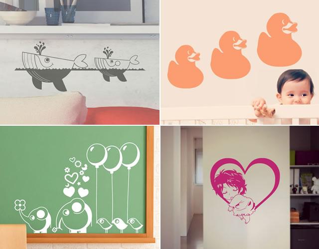 Tienda online de vinilos decorativos stickers wall art decoraci n - Los mejores vinilos decorativos ...
