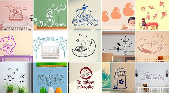 Tienda online de vinilos decorativos stickers wall art for Vinilos decorativos infantiles musicales