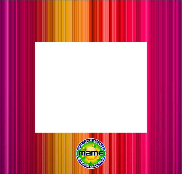 "Bezel decorativo impreso en vinilo adhesivo ""MAME 05"" 04286"
