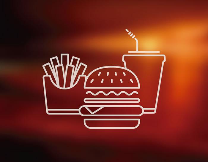 Vinilos bares restaurantes fast food 1 03585 tienda for Vinilos para bares