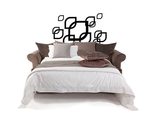 Vinilos adhesivos dormitorios cabeceros de cama - Vinilos cabezal cama ...